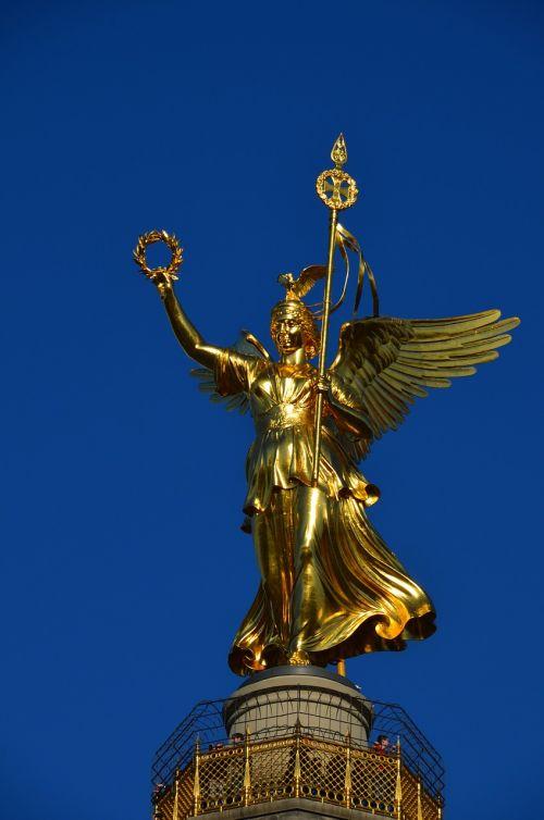 gold else siegessäule places of interest