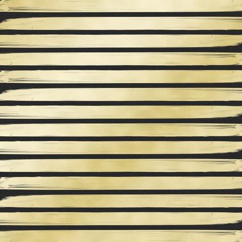 gold foil paint stripes  striped gold and black paper  digital paper gold