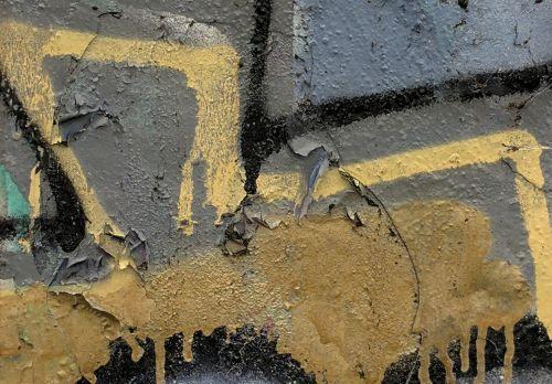 grafiti, Grunge, miesto, pilka, pilka, juoda, auksas, pilka, juodas graffiti