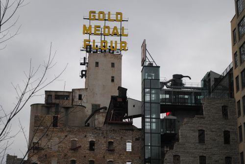 gold metal flour minneapolis minnesota
