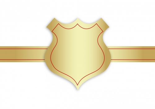 Gold Shield Ribbon Award