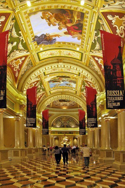 golden archway arcade
