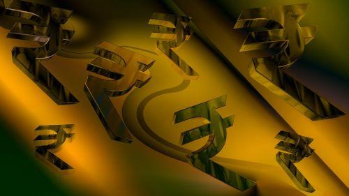golden money 3d