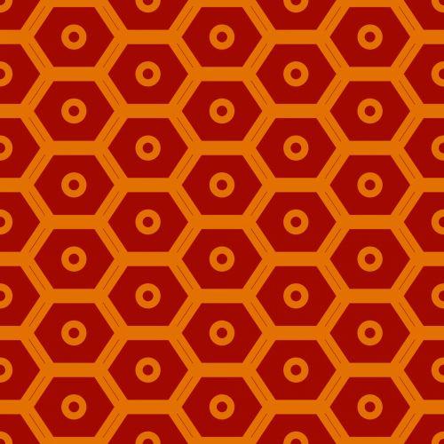 Golden Bee Hive Texture