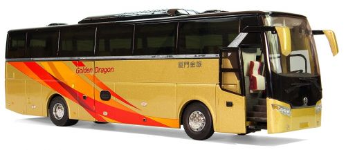 golden dragon coaches china