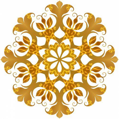 Golden Flake 3