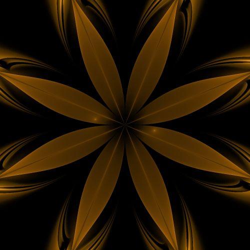 Golden Flower 1