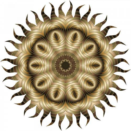 Golden Flower 205