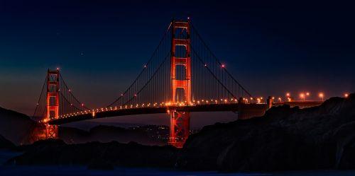 golden gate bridge usa california