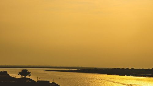 golden hour ganga ganges