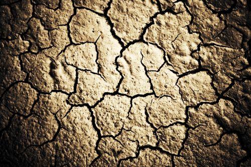 golden pattern cracked background broken ground