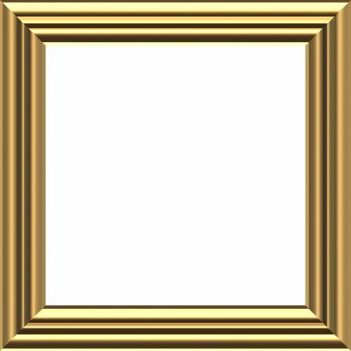 Golden Photo Frame 2