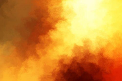 dūmai, dūmai, plumijas, Ugnis, deginti, poveikis, gamta, šviesa, gintaras, geltona, raudona, auksiniai dūmai 2