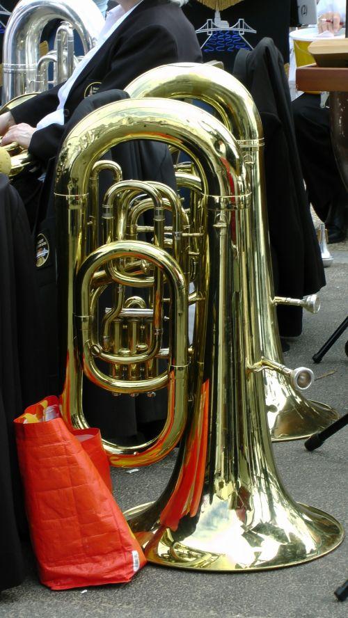 Golden Tuba