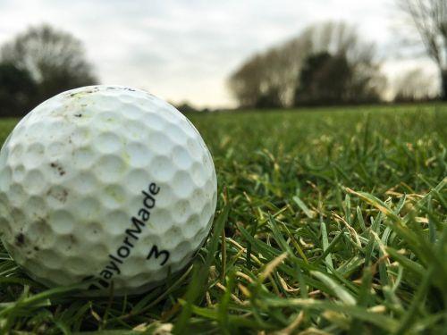 golf golfball golf course