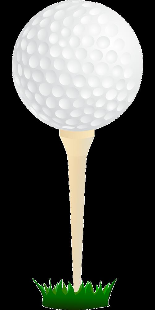 golf golfing ball