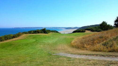 golf departure brittany