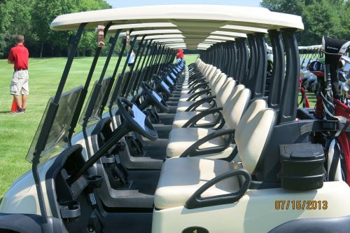 golf carts tournament