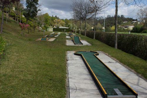 golf sport grass