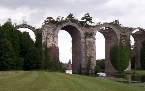 golf yvelines aqueduct