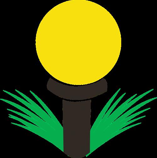 golf simple golf ball
