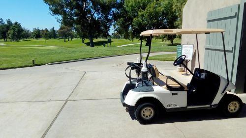 golf golf cart club