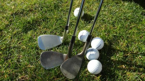 golf golfer golfing