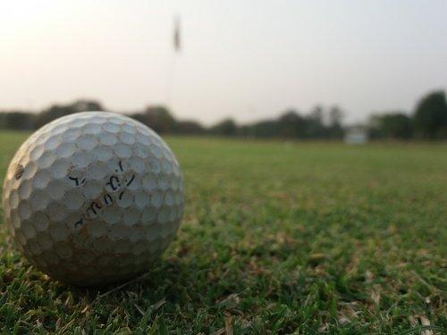 golf  course  hole