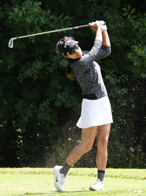 golf  golfing  golfer