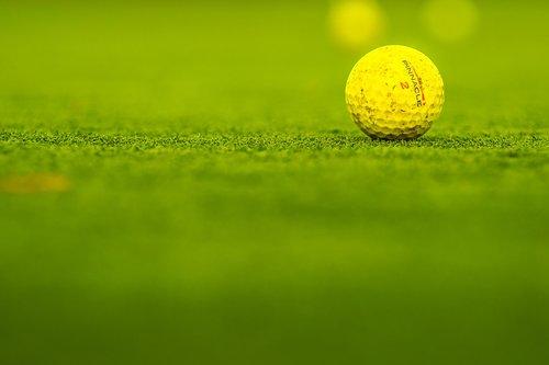 golf  course  ball
