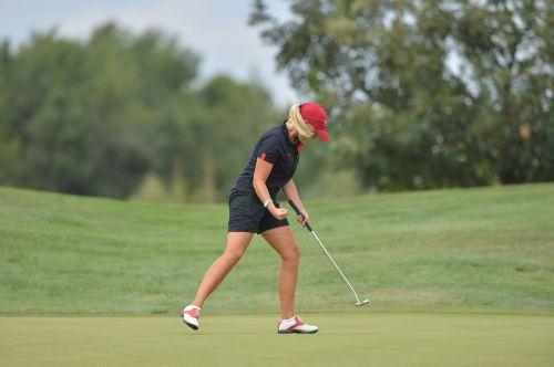 golf girl force