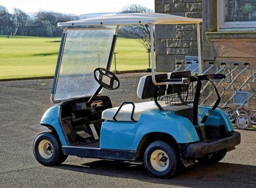 golf buggy cart