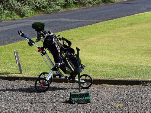 golf golf course putting green