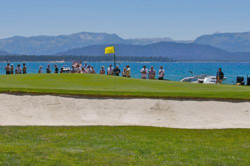 golf tahoe lake