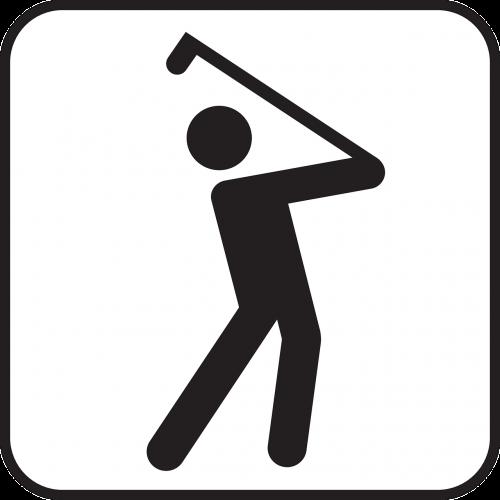 golf sports golfing