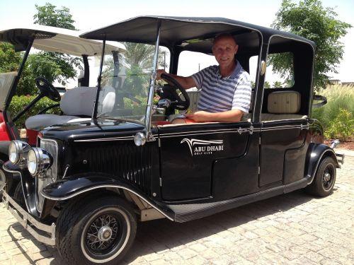 golf golf car leisure