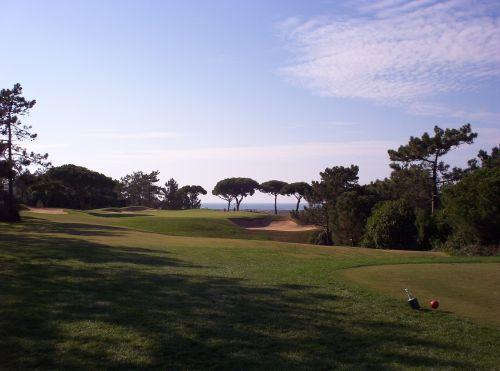 golf algarve landscape