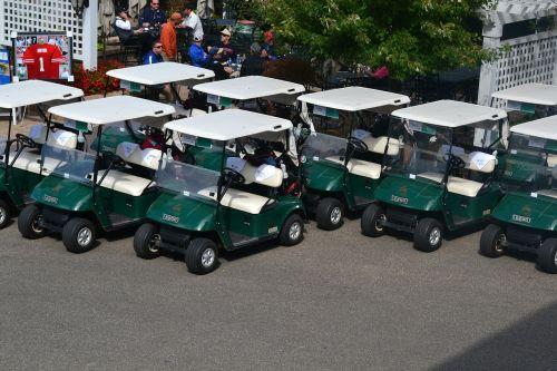 golf club car cart
