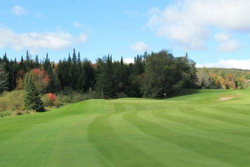 golf course vermont fairway