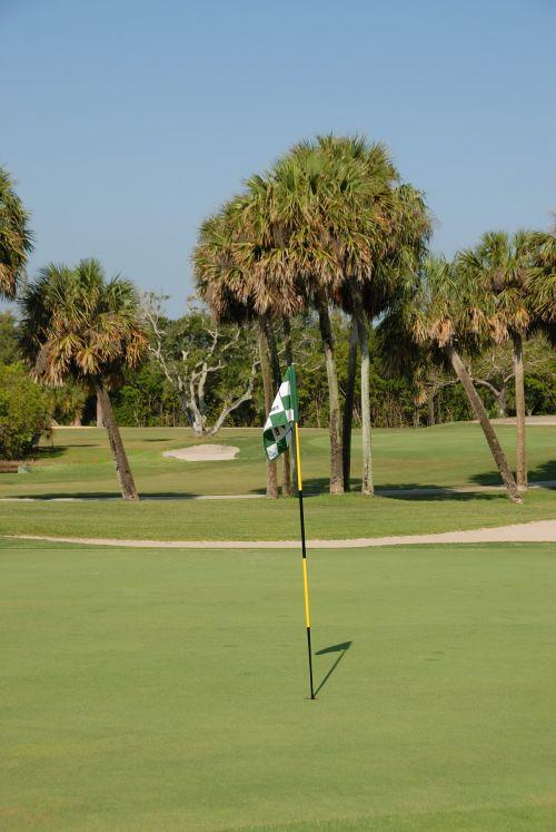 Golf Course Greens