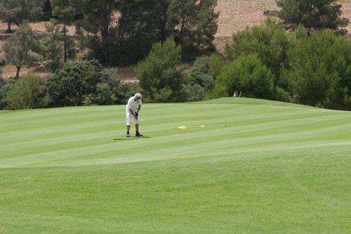 Golf Put