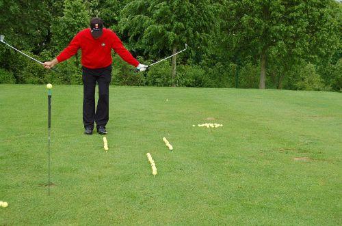 golfer golf artistry