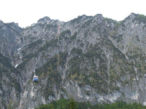 gondola cable car mountain railway