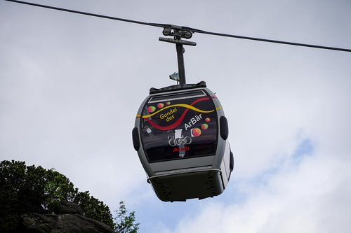 gondola  cable car  arber