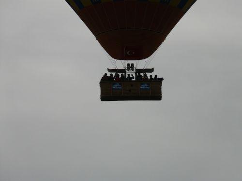 gondola basket balloon basket