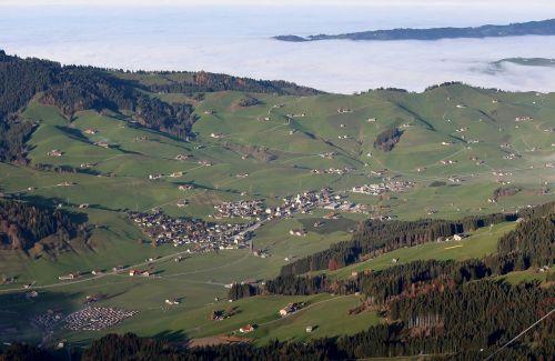 gonten alpine appenzell