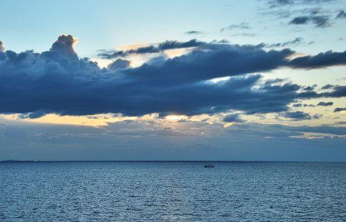 good morning sunrise sky