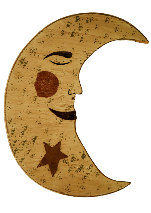 good night crescent luna
