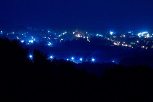 good night city night photograph