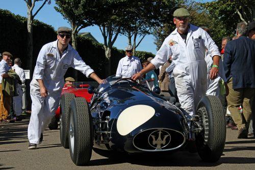 goodwood festival vintage race